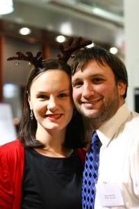 Jenny and Nathan at Ezra